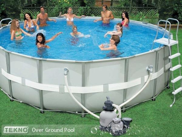 Over Ground Pool Tekno